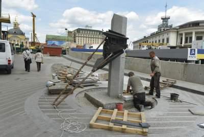 КГГА просит признать Почтовую площадь памятником