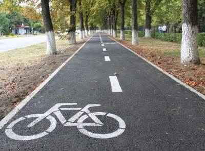 В Киеве увеличат велосипедную инфраструктуру