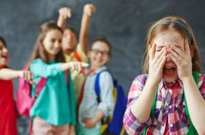 В школах Украины зафиксировано 109 тысяч фактов травли детей