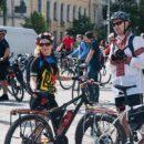 В Киеве начала работать система велопроката
