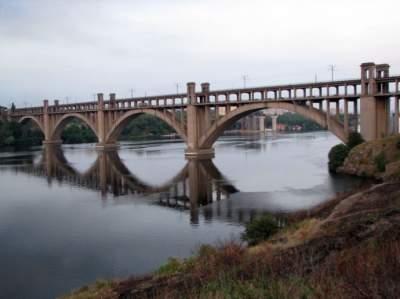 Омелян рассказал, сколько аварийных мостов в Украине