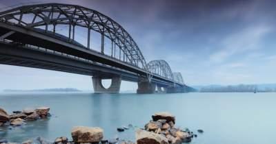 Назван киевский мост, построенный с грубыми нарушениями