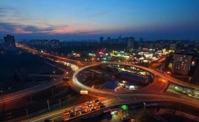 В Киеве капитально отремонтируют кольцевую транспортную развязку