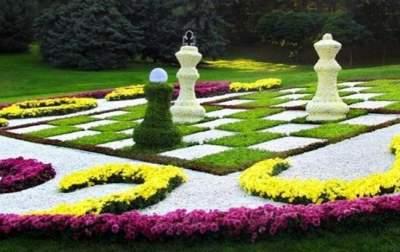 В Киеве открывается новая выставка цветов