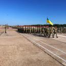 В Киеве состоялась репетиция военного парада