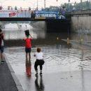 Киевские власти считают сумму убытков от ливней