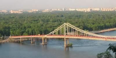 В Киеве реконструируют Труханов остров