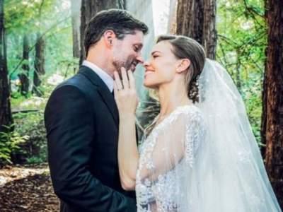 Знаменитая голливудская актриса вышла замуж