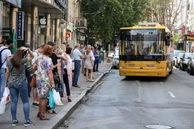 В Киеве начал курсировать новый троллейбусный маршрут