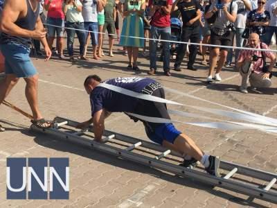 Житель Житомира установил новый рекорд Украины