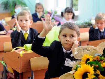 В первых классах вместо табелей введут свидетельства