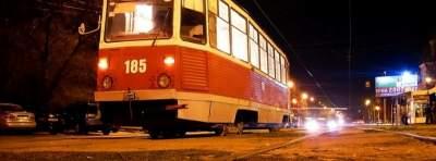 В Киеве изменят маршрут трамваи
