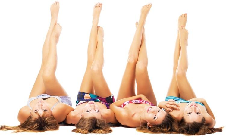 Услуги по удалению волос лазерной эпиляции