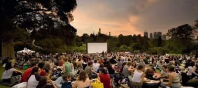 В Киеве пройдут бесплатные кинопоказы