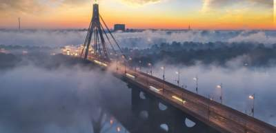 Киев назвали одним из самых фотографируемых городов мира