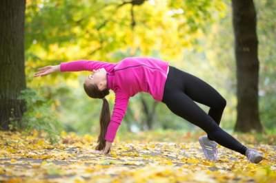 Названы самые полезные осенние тренировки для организма