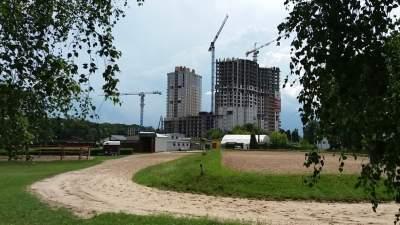 На столичных Теремках построят новую дорогу