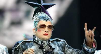 Украинская поп-звезда «зажгла» на фестивале в России