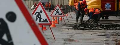 В центре Киева ограничат движение из-за ремонта