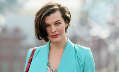 42-летняя Милла Йовович обнажилась для откровенного фотосета