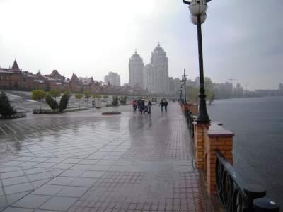 Киевлянам пообещали похолодание на выходных