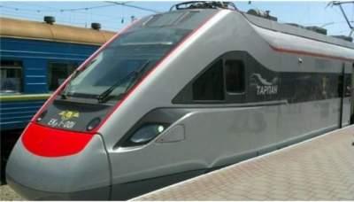 Названа дата отправки из Киева первого поезда «четырех столиц»