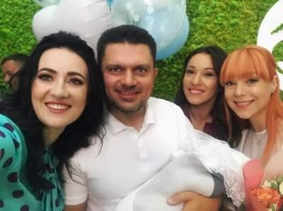 Светлана Тарабарова показала новорожденного малыша