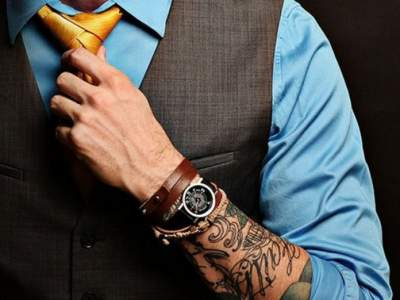Врачи объяснили, к чему приводят татуировки на теле