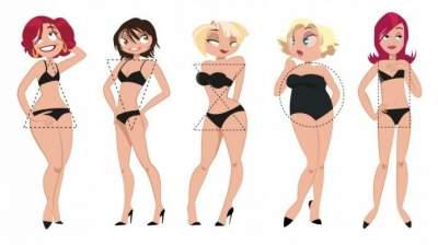 Медики определили самый «здоровый» тип женской фигуры