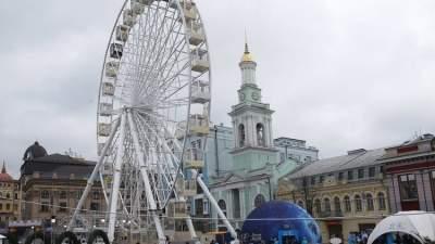 В Киеве создадут новую туристическую зону
