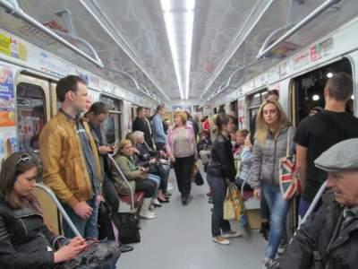 В киевском метро установят почти 200 видеокамер