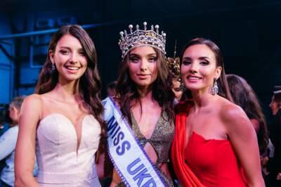 В Киеве выбрали самую красивую девушку Украины