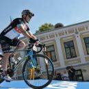 В Киеве состоялись необычные велогонки