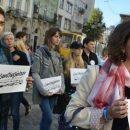 Во Львове стартовал марафон в поддержку украинских политзаключенных