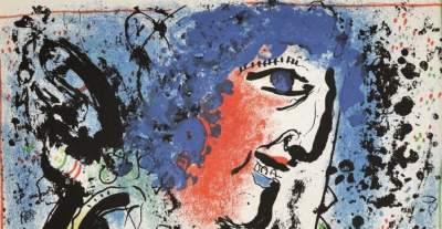 В Киев привезли работы Пикассо, Дали и Уорхола