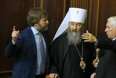 Главу УПЦ МП внесли в базу «Миротворца»