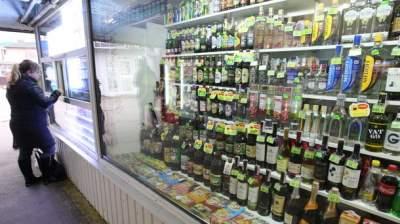В Киеве запретили продавать алкоголь ночью