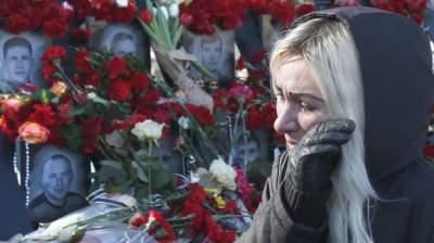 В Киеве реконструируют аллею Героев Небесной сотни