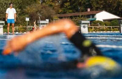 Плавание признали средством против депрессии