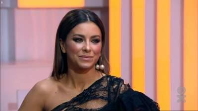 Украинская поп-звезда похвасталась фигурой в откровенном платье