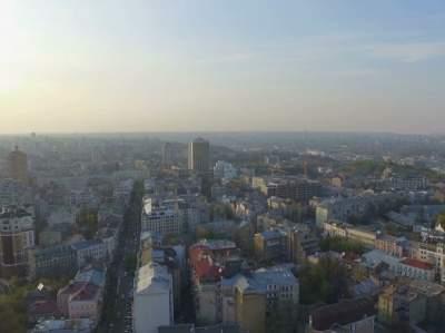 В Киеве зафиксировали повышение загрязненности воздуха