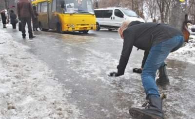 Киев и Николаев столкнулись с «зимней» проблемой
