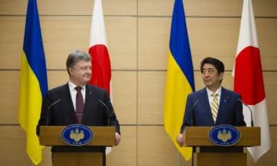 Украина подписала с Японией важную сделку