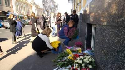 В Харькове почтили память людей, погибших в ДТП на Сумской