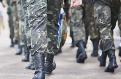 Стало известно, сколько «косят» от службы киевских призывников