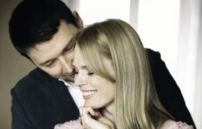 Ольга Фреймут снялась в фотосессии с мужем