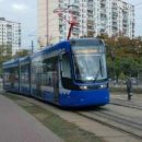 В Киеве временно прекратят движение трамваев
