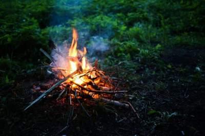 Киевлян предупредили о пожарной опасности