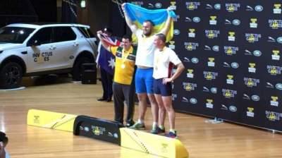 Украина завоевала первые медали на «Играх непокоренных»