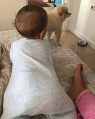 Джамала показала новое фото сына
